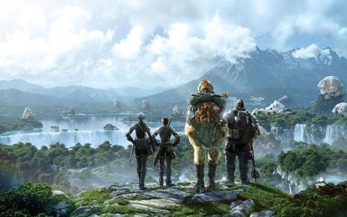 最终幻想14高清壁纸 图下载 最终幻想14壁纸下